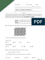 3º Teste Conjunto 08-02- 2012