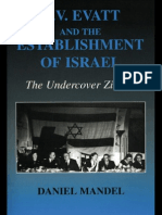 H.v. Evatt and the Establishment of Israel
