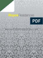 royce residences full