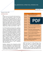 Partnership Monograph
