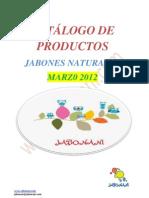 Catalogo Jabones Jabonani Marzo 2012