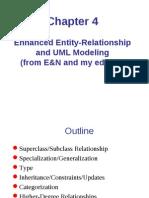 Eer Data Modelling