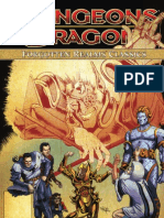 Dungeons & Dragons Classics Vol. 3 Preview