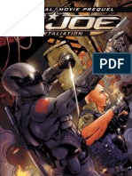 G.I. Joe Retaliation TPB Preview