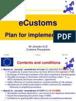 e-customs