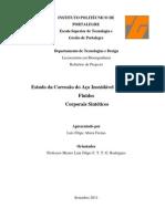 Projecto Bioengenharia 2011 - Luís Filipe Freitas