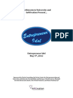 Entrepreneur Idol 2012