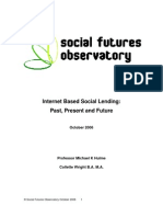 Internet Based Social Lending