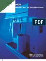 ASAP 2020 micrometrics