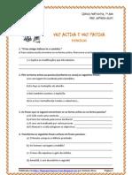 Exercisios de Portugues Para Imprimir