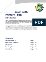 Primary i Box Teacher Tips