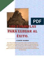 100 FORMULAS PARA EL ÉXITO