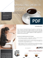 Emerging Carrier Wi-Fi Hotspot Opportunities White Paper