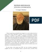 Crestinii Ortodocsi si realitatea contemporana