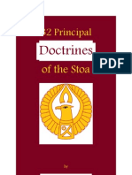 32 Doctrines of the Stoa