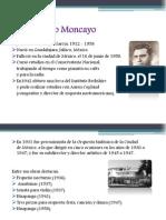 Pablo moncayo