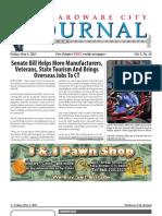 Hardware City Journal - Vol. 3 No. 10 - May 4, 2012