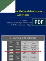 9 - Traitement Médical du Cancer Gastrique - Pr OuKkal