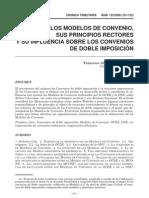 Modelos de Convenio, Ppios Rectores e cia Sobre CDI