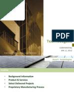 DTech Overview Presentation