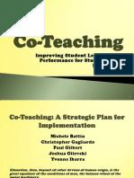 Co-Teaching Strategic Plan2