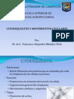 Citoesqueleto y Mov. Cel
