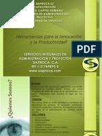SIAPROCA AREAS DE CAPACITACION 2012.pptx
