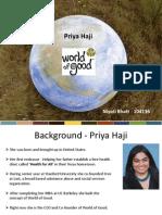 Priya Haji