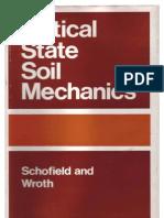 Schofield & Wroth - Critical State Soil Mechanics