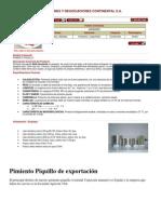 Inversiones y Negociaciones Continental s