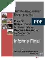Sistematizacion Misiones