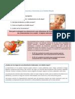 Alimentación y Nutrición en el Adulto Mayor