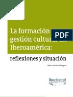 Formacion En Gestión Cultural - OEI