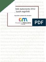 Poradnik Maturzysty Jezyk Angielski 2012