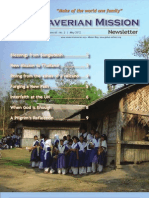 Xaverian Mission Newsletter May 2012