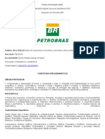 Apostila tecnico de operação junior - petrobras 2012