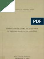 Optimização multinível de estruturas em materiais compósitos laminados