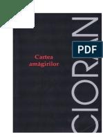 Emil Cioran-Cartea Amagirilor.doc