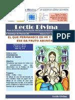 2012 05 06 - V Dom de Pascua (B)