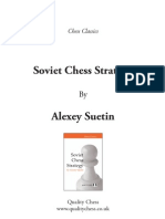 Soviet Chess Strategy Excerpt
