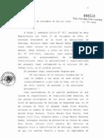 Sentencia Tribunal Constitucional de Chile Sobre Matrimonio Homosexual