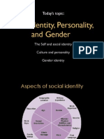 Week 13 Culture and Personality