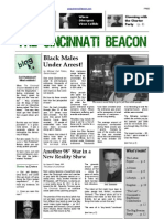 The Cincinnati Beacon, Print Edition!