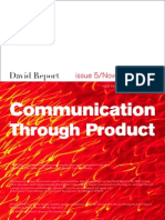 Communications Through Products_David Report