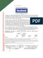 Facebook Ipo Prospectus