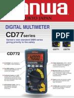 FLUKE 97 User Manual pdf | Equipment | Electrical Engineering