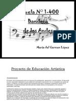 Proyecto de Educación Artística