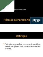 Hérnias da Parede Abdominal_PDF