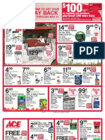 Seright's Ace Hardware May 2012 Red Hot Buys