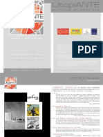 UtopiANTE l'Espace blanc de la micro-édition